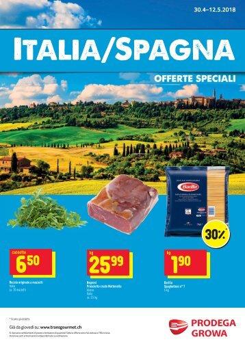 Italia/Spagna