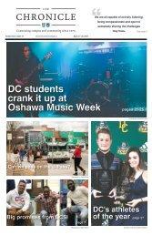 Durham Chronicle 17-18 Issue 12