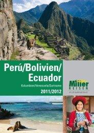 MILLER PeruBolivienEcuadorEdSchweiz 1112