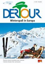 DERTOUR Winterspasseuropa Wi1112