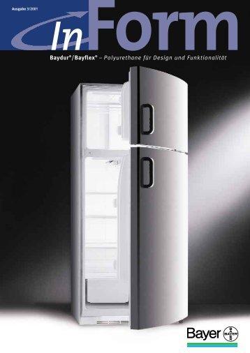 Einsteigern oder PUR-Formteilherstellern, die die ... - Bayer