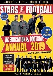 Stars Football Academy Annual 2019