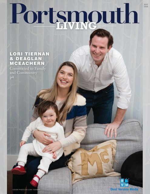 Portsmouth Living Magazine  May