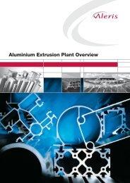 Aluminium Extrusion Plant Overview - Aleris