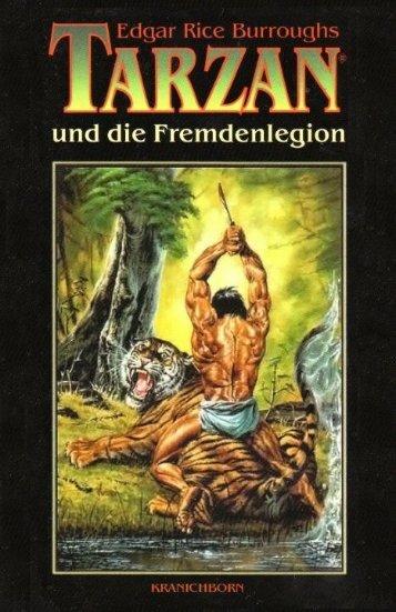 Burroughs, Edgar Rice - Tarzan und die Fremdenlegion