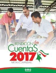 Periódico Rendición de Cuentas Vigencia 2017