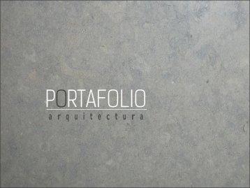 portfolio Arq. fernando Baute