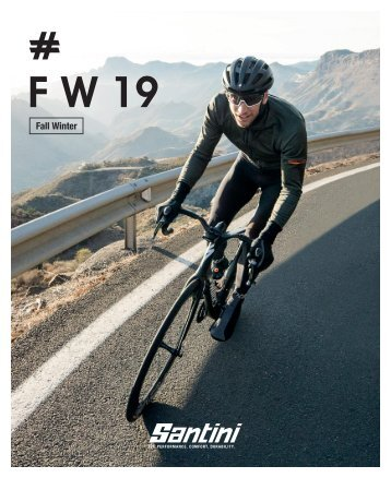 2019 SMS SANTINI WINTER CATALOGUE