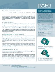 Rockwell Automation Power Systems Division - CADENAS
