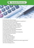 Thesis Topics in Finance - Page 6