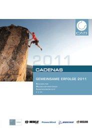 Gemeinsame Erfolge 2011 - CADENAS