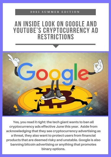 Adconity | Cryptocurrency Advertising Platform