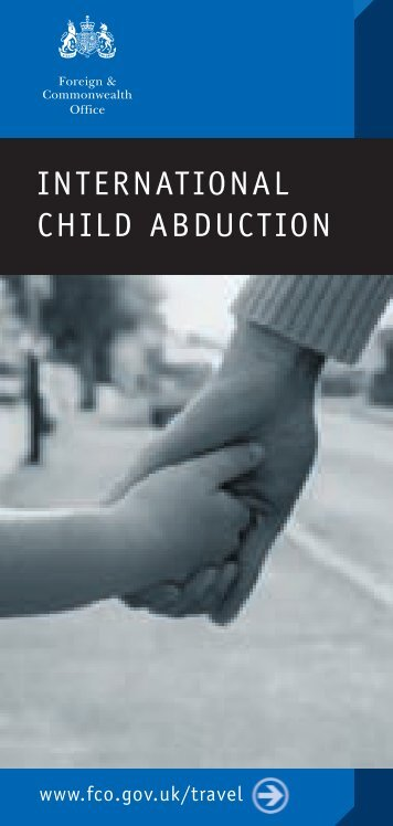 International Child Abduction - Norfolk Family Justice Council