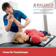2018_04_Balance_Aschaffenburg, Praxen für Physiotherapie