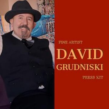 David Grudniski press kit April 2018