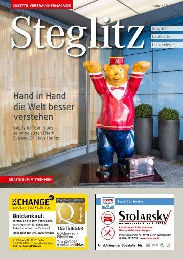 Gazette Steglitz Januar 2017