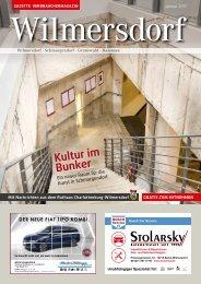 Gazette Wilmersdorf Januar 2017
