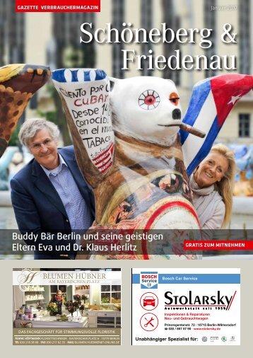 Gazette Schöneberg & Friedenau Januar 2017