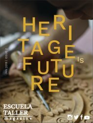 Escuela Taller Magazine - Issue 2