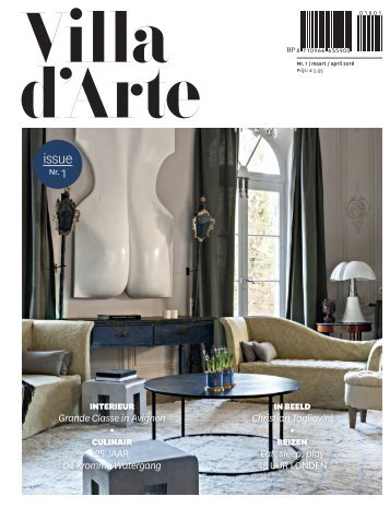 Villa d'Arte 1 2018