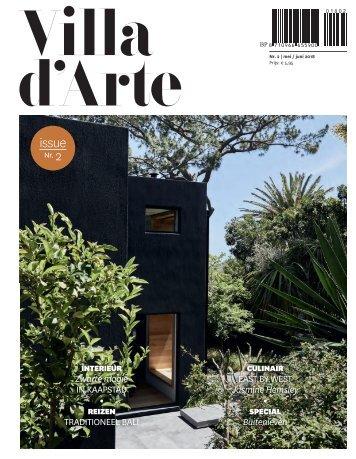 villa d'Arte 2 2018