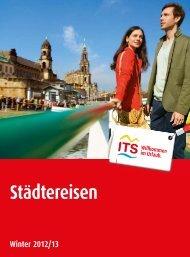 ITS Staedtereisen Wi1213