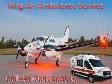 Bhopal to Mumbai King Air Ambulance Service with Doctors Facility