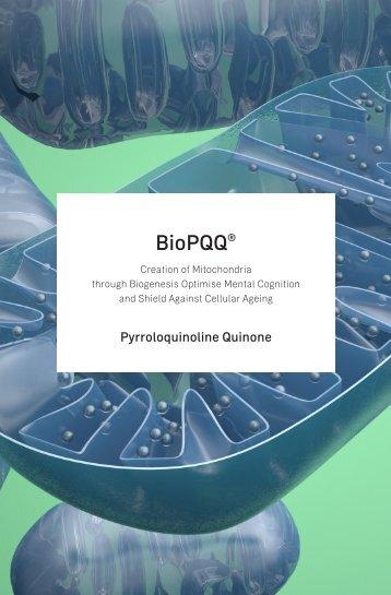 Coyne Healthcare - BioPQQ