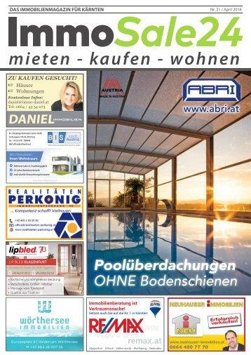Immobilien Zeitung Ausgabe April 2018