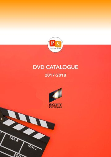 PS Productions DVD Catalogue 2017-2018