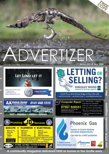 284 MAY18 - Gryffe Advertizer