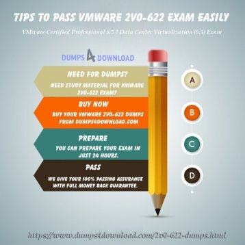 Valid And Updated 2V0-622 Exam Certifications Dumps Questions
