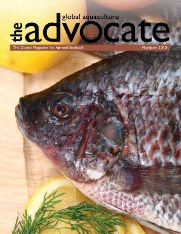 May/June 2010 - Global Aquaculture Alliance