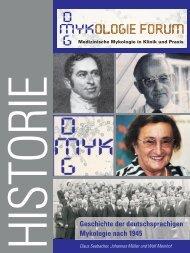 Geschichte der deutschsprachigen Mykologie nach 1945