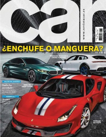 Car España – Abril 2018