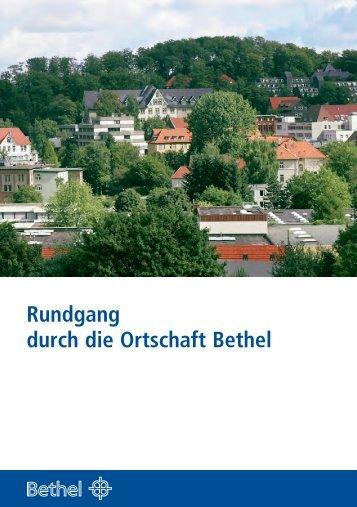 Die v. Bodelschwinghschen Stiftungen Bethel