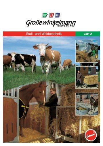 Stall- und Weidetechnik - Reitshop24
