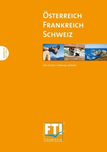 FTI Oesterreichfrankreichschweiz So12