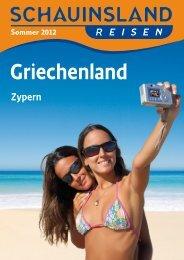 SCHAUINSLAND GriechenlandZypern So12