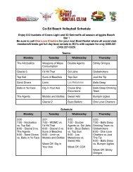 Dodgeball - TRI Sports, Triangle Sports Social Club