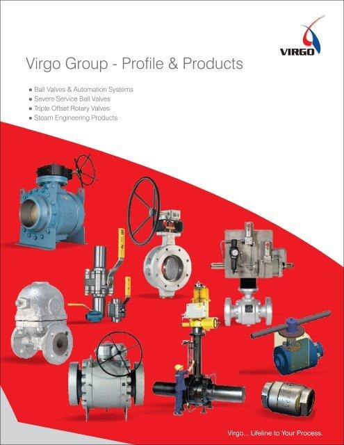 Virgo product at a glance - PSS Corporation Ltd