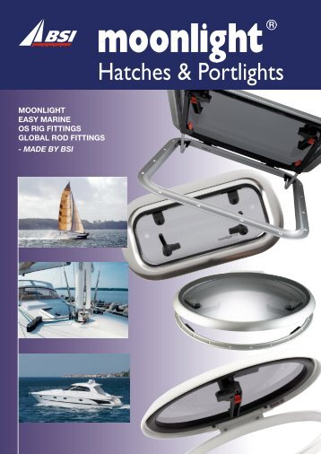 Hatches & Portlights