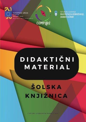 Didaktični material OŠ dr. Ljudevita Pivka Ptuj