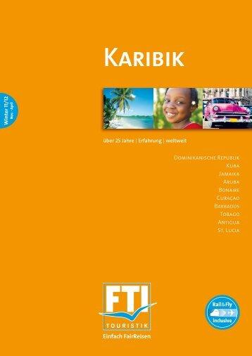 FTI Karibik Wi1112
