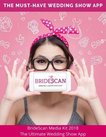 BrideScan Media Kit 2018