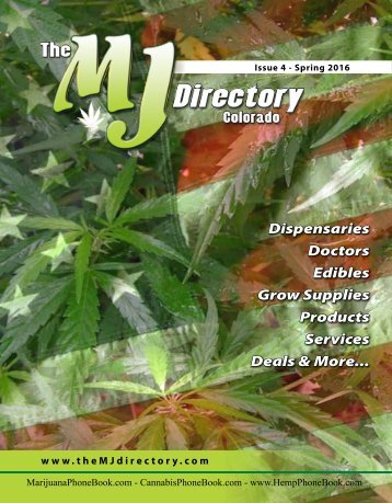 MJ Directory - Issue 4