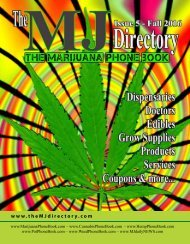 MJ Directory - Issue 5