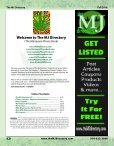 MJ Directory - Issue 5 - Page 4