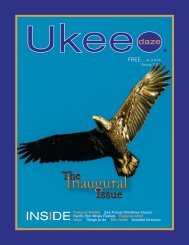 Ukeedaze Magazine - Volume 1