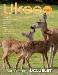 Ukeedaze Magazine - Volume 2